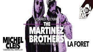 THE MARTINEZ BROTHERS @ D! CLUB 2016