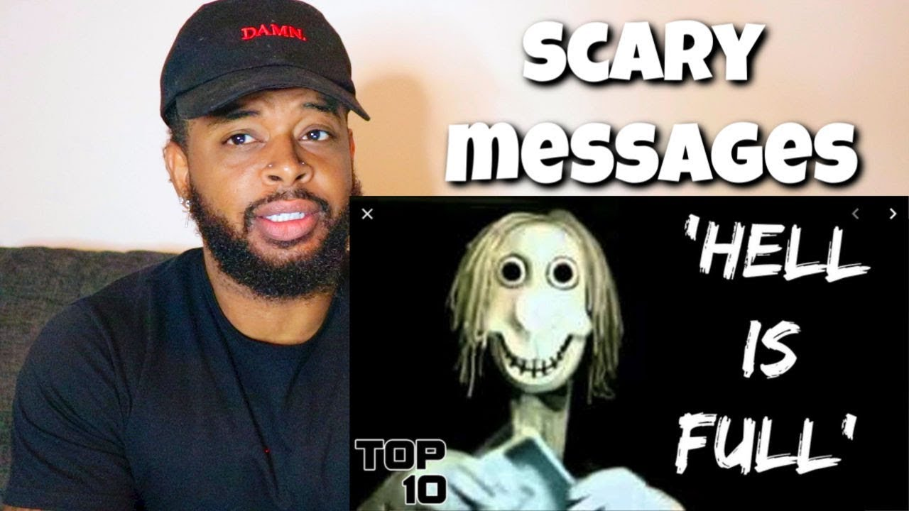 Download Top 10 Scary Broadcast Interruptions | Reaction