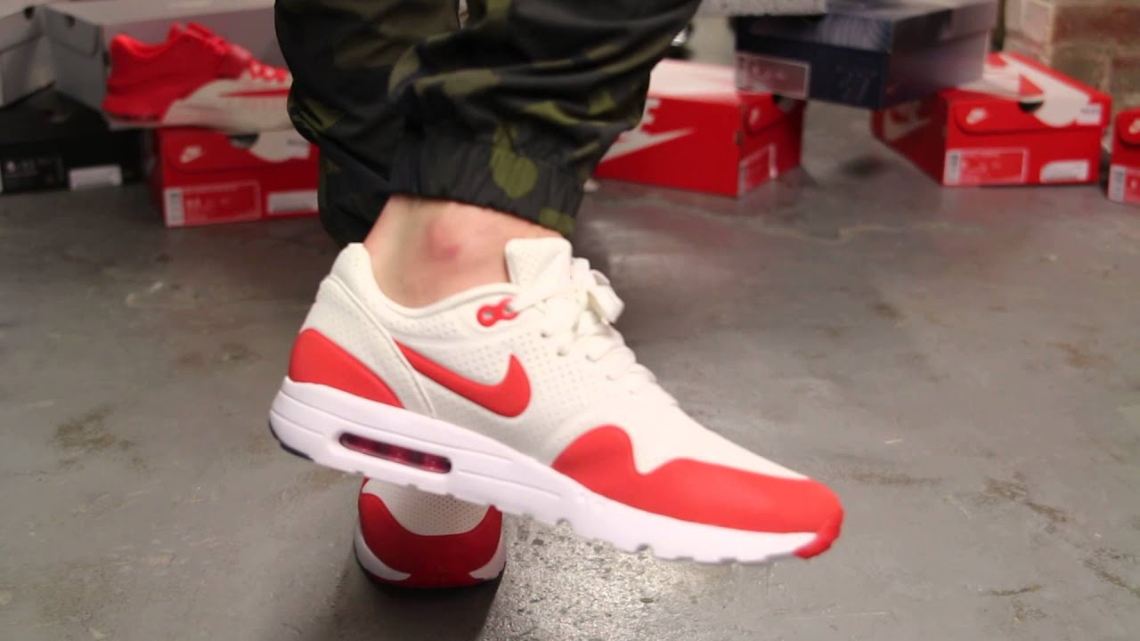 eeacecc99ae0 ... Nike Air Max 1 Ultra Moire On-feet Video at Exclucity - YouT ...