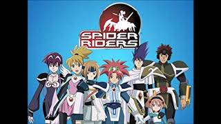 The first Japanese OP of Spider Riders. I apologize in advance for ...