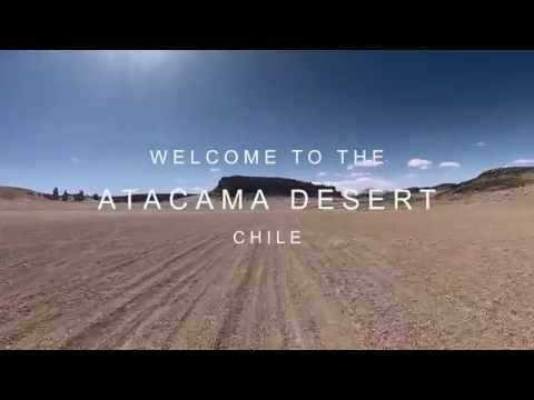 Welcome to the Atacama Desert
