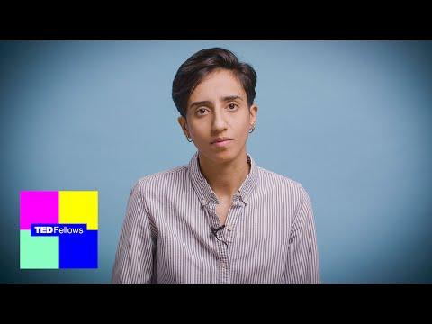 Zahra Al-Mahdi: The infinite alchemy of storytelling | TED Fellows