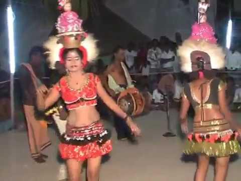 Karakattam Hot Dance Latest Tamil Village...