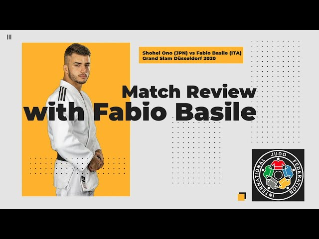 Match review with Fabio Basile
