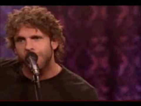 Billy Currington - I Got A Feeling (Unplugged)