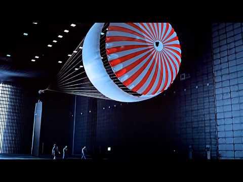 MER parachute test HD