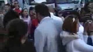 Simplu si Blondy , Piata Mare,  la MTV Romania Music Awards 2007 Sibiu