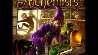 Alchemists (Alchemicy) - zasady, przykładowa rozgrywka
