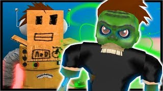 Roblox ROBOT vs Roblox ZOMBIE! | Roblox Would You Rather