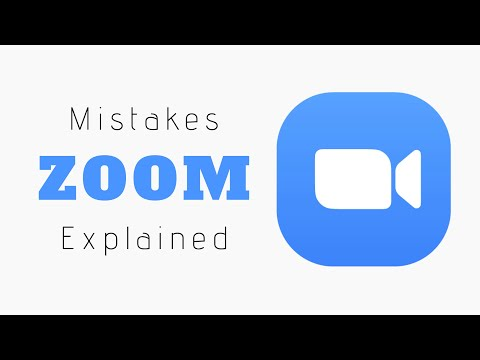 Don't Make These Zoom Mistakes