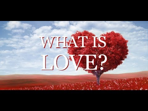 What Is Love? - Love in the Philippines