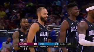 Cleveland Cavaliers vs Orlando Magic | November 5, 2018