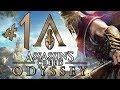 Assassin's Creed Odyssey - Parte 1: A Odisseia de Alexios!!! [ PS4 Pro - Playthrough ]