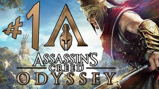 Assassin's Creed Odyssey - Parte 1: A Odisseia de Alexios!!! [ PS4 Pro - Playthrough ]