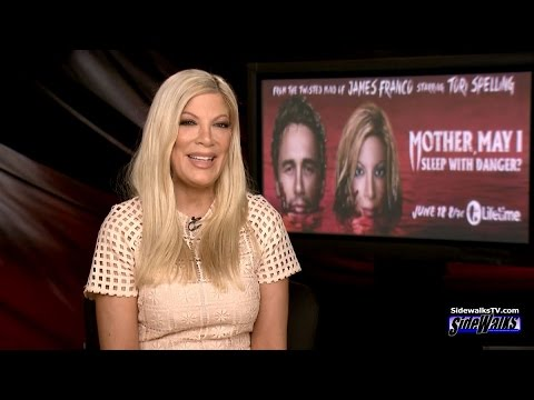 Tori Spelling talks 90210 and reboot of Mother, May I Sleep with Danger?