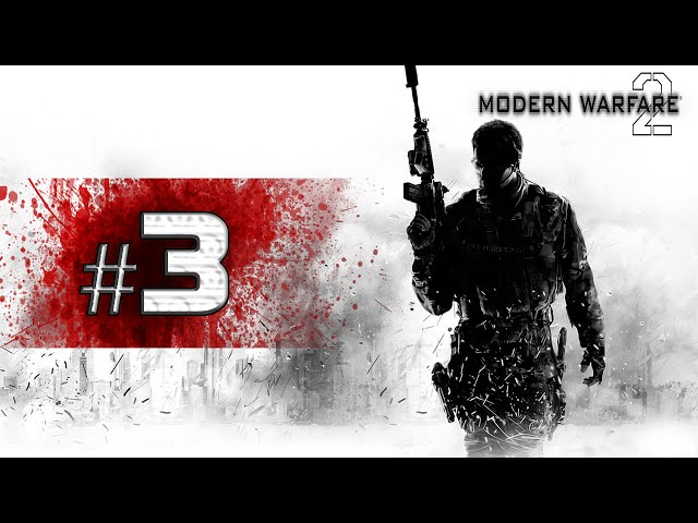 Call of Duty: Modern Warfare 2 - Detonado - #3