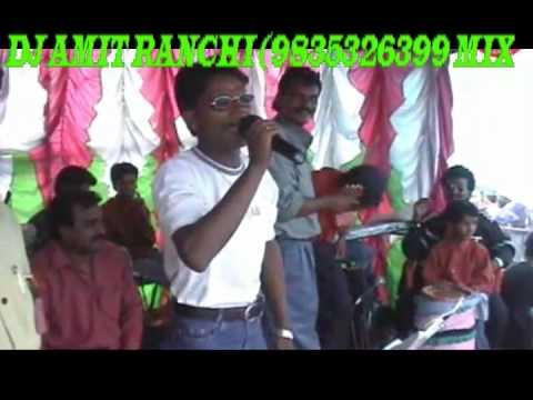 Nagpuri singer vishnu Nayak program  stage  show  song  nilu re nilima