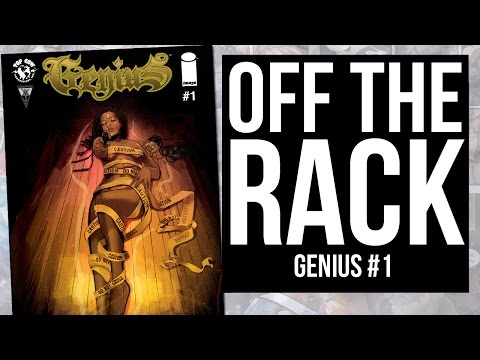 Reviewing GENIUS #1 from Image Comic & Top Cow