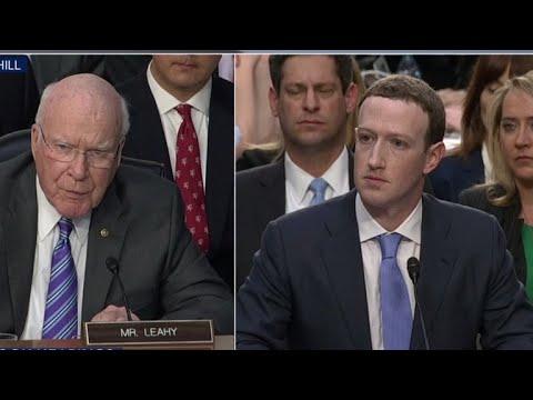 Zuckerberg admits Facebook aiding Mueller probe