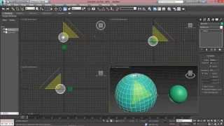 3ds Max для начинающих 2 урок ( инструменты трансформации)
