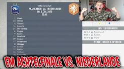 Krankes EM 2020 Achtelfinale vs. NIEDERLANDE  - Fifa 20 Karrieremodus Manchester City #47