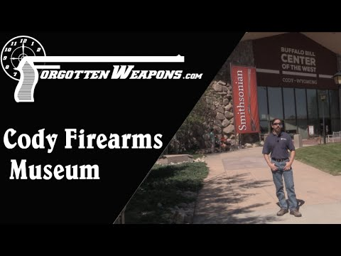 Virtual Tour: Cody Firearms Museum