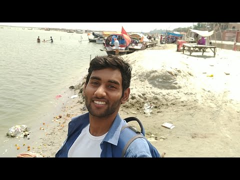Exploring Bithoor (KANPUR) || Saved from Monkey Attack || 200Kms Ride