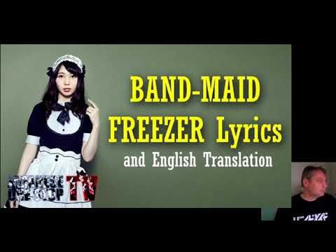 Vlad Reacts - BAND-MAID Freezer