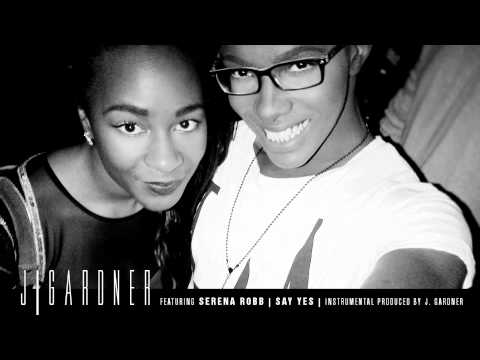 """Michelle Williams - """"Say Yes"""" (Cover Feat. Serena Robb) [Prod. By J. Gardner]"""