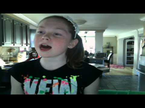 ali oleary's Webcam Video from April  6, 2012 03:21 PM