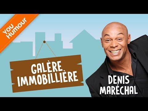 DENIS MARECHAL - Galère immobilière