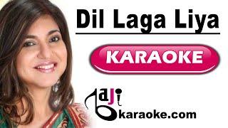 Dil laga liya - Video Karaoke - Dil Hai Tumhara - Udit Narayan & Alka - by Baji Karaoke