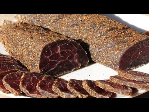 Балык из говядины / Balyk from beef