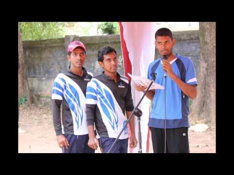 Fresher's Night 2015 Ocean university srilanka