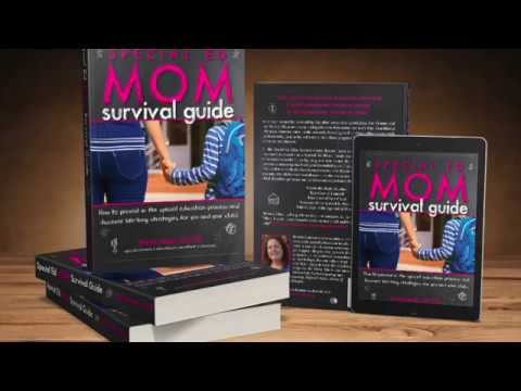 Special Ed Mom Survival Guide: Prologue Narration