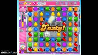 Candy Crush Level 659 help w/audio tips, hints, tricks