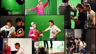 Кристина Бутусова в роли Снегурочки -  Новогоднее Ледовое Шоу Джинглики
