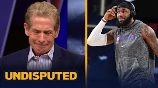 Skip Bayless is forced to say 10 nice things about LeBron James | NBA | UNDISPUTED