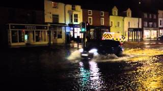 Yarm Flooding   Video 1