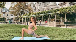 Morning Yoga Flow in Montmartre to develop your body and spirit!