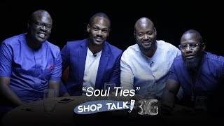 "Soul Ties - ""So when you have sex with 3 people your soul is tied to them forever? - Daniel Etim"""