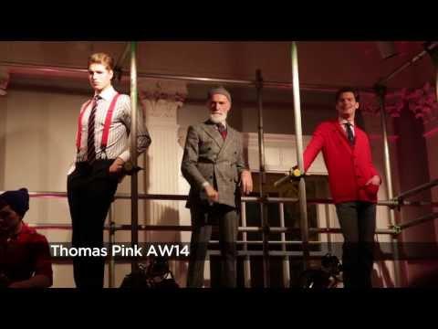 Thomas Pink AW14