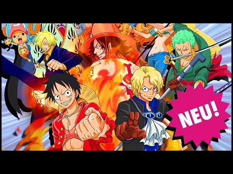 JAPAN EXKLUSIVES ONE PIECE MMO!?? ANGESPIELT! - für Smartphones | ONE PIECE GAME THOUSAND STORM