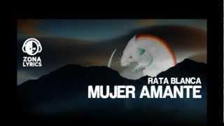 Rata Blanca - Mujer amante (Lyrics/Letra)