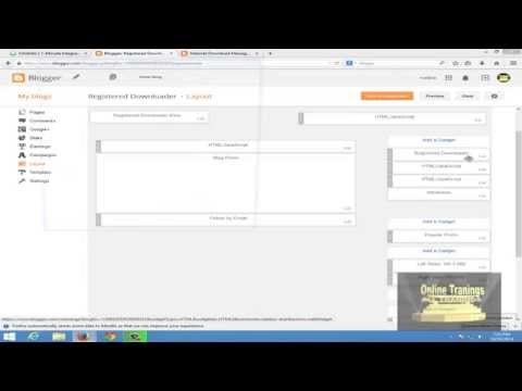 How To Add Infolinks Wedget in your Blog or Blogger in Urdu and Hindi