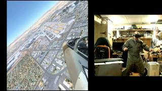 DCS : Wing walking on L-39 wing with Oculus Rift CV1