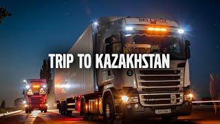 Truck Spotters | Trip to Kazakhstan/Поездка в Казахстан 2014