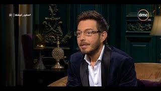 صالون أنوشكا - أحمد زاهر : أزمة السينما المصرية سببها تخوف المنتجين من عدم تحقيق الافلام إيرادات