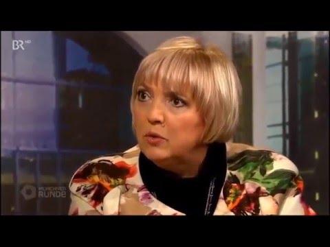 Peinlich- Claudia Roth BUNDESTAGSVIZEPRÄSIDENTIN kennt das Grundgesetz nicht!
