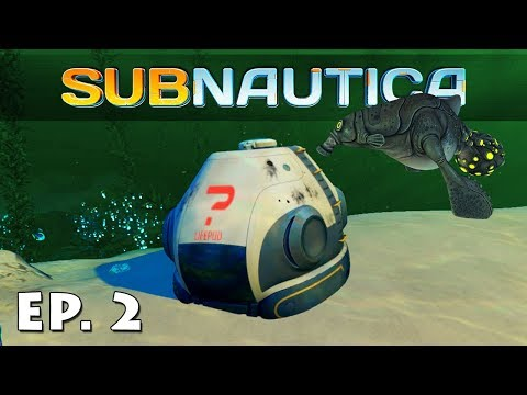 NEW Lifepod DISCOVERED! Survivors?? - Subnautica Episode 2